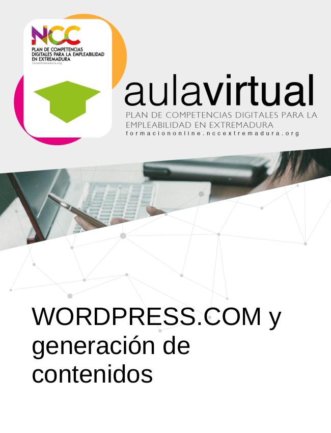 Wordpress portada